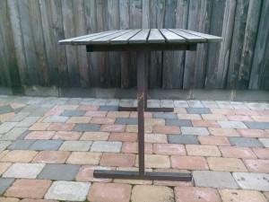 Trädgårdsbordet 2