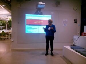 Ida Hedberg Geek Girl Meetup