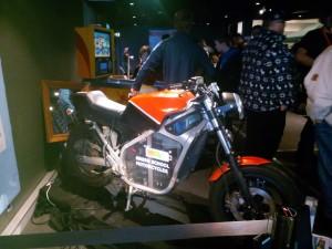 El motorcykel Oslo Maker Faire 2014