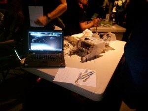 Undervatten robot Oslo Maker Faire 2014