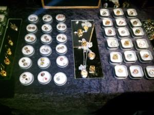 Av urverk kan man göra smycken Undervatten robot Oslo Maker Faire 2014