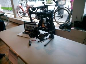 Kamera stabilisator